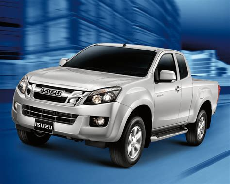isuzu dmax new isuzu d max pick up will be introduced in june 2012