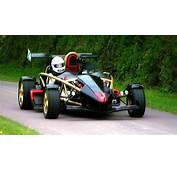 Ariel Atom V8 The Fastest Accelerating Road Car On
