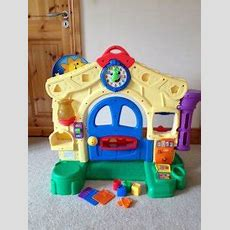 Fisher Price Laugh Learn Learning Home Activity Centre For Sale In Kinsale, Cork From Karolka92
