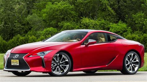 drive lexus lc500 sport coupe consumer reports