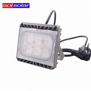 Spot Led Extra Plat 220v : cheap cree led flood light w led reflector projecteur led ~ Edinachiropracticcenter.com Idées de Décoration