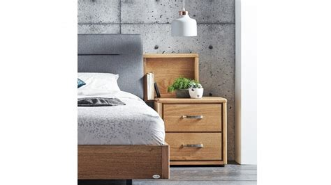 Harvey Norman Bedside Tables by Buy Easton 2 Drawer Bedside Table Harvey Norman Au