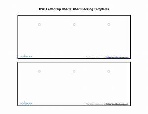 Flip Chart Template And Instructions