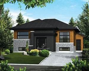 les 25 meilleures idees de la categorie plans d39etage de With attractive plan de maison a etage 6 la maison plain pied moderne archzine fr