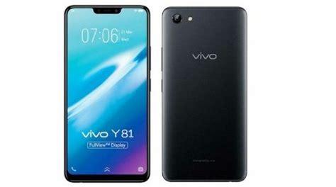 Harga Pasaran Hp Merk Vivo harga vivo y81 baru bekas agustus 2019 dan spesifikasi
