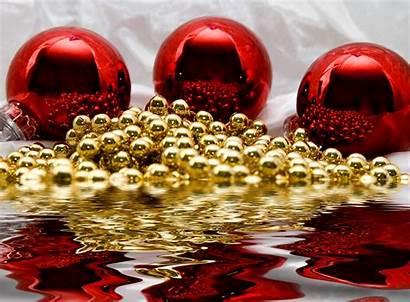 Christmas Ornaments Wallpapers Desktop Tree Gifts Xmas