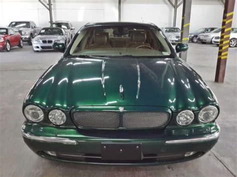 sell   jaguar xjr british racing green custom