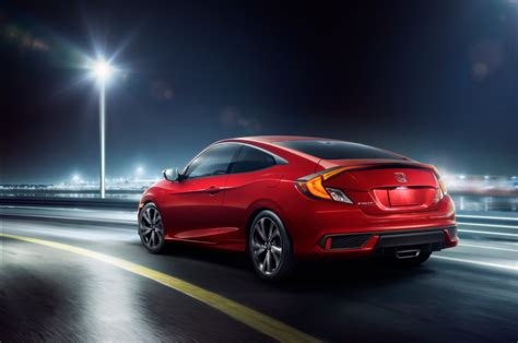 Honda Civic 2019 by 2019 Civic Sport Headlines Honda S Style And Safety Tech
