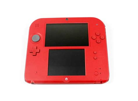 nintendo ds ds system mario kart  limited edition