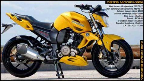 Modif Bison by Modifikasi Motor Mobil Yamaha Byson Soft Modification