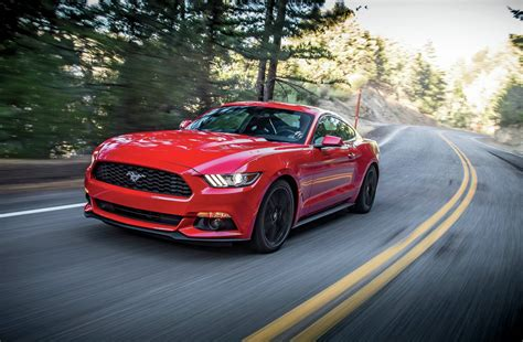 ford mustang gt  ecoboost  drive