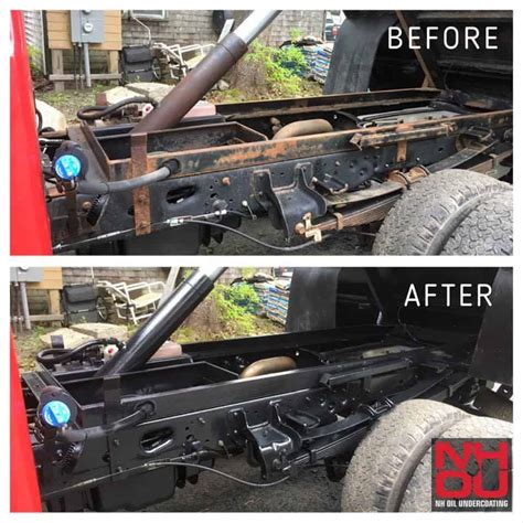 undercoating oil rust proofing vs undercoat vehicle truck nh substantially concluded workshop less could