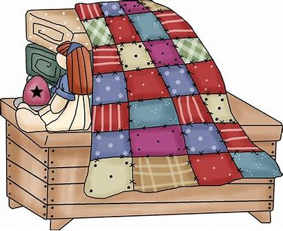 Quilt Quilting Clipart Clip Quilts Heirloom Sewing