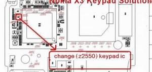 Nokia 215 A Few Keys Not Working Keypad Problem