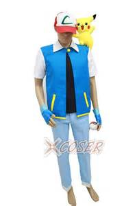 follow me to make an ash ketchum costume