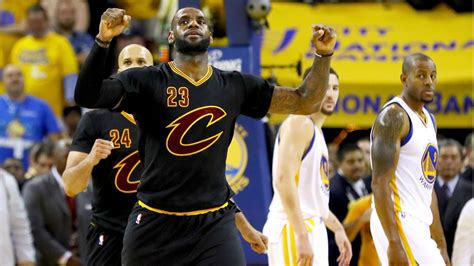 nba finals lebron james fulfills promise brings title