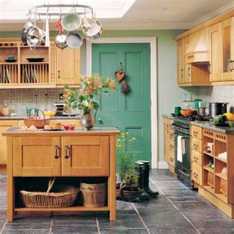 Country Style Kitchen In Simple Steps
