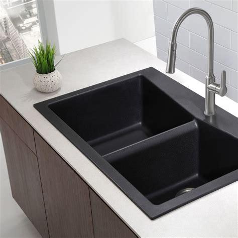 faucet kgd 430b in black onyx by kraus