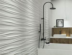 Panneau Mur Salle De Bain : panneau mural 3d castorama ides ~ Premium-room.com Idées de Décoration