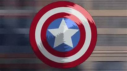 Shield Captain America Marvel Comics Avengers Earth