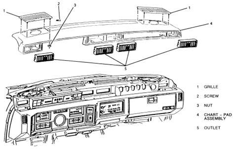 auto manual repair 1996 cadillac eldorado instrument cluster repair guides