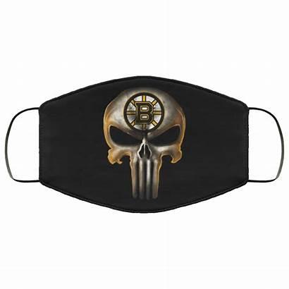Bruins Boston Face Mask Mashup Cloth Punisher