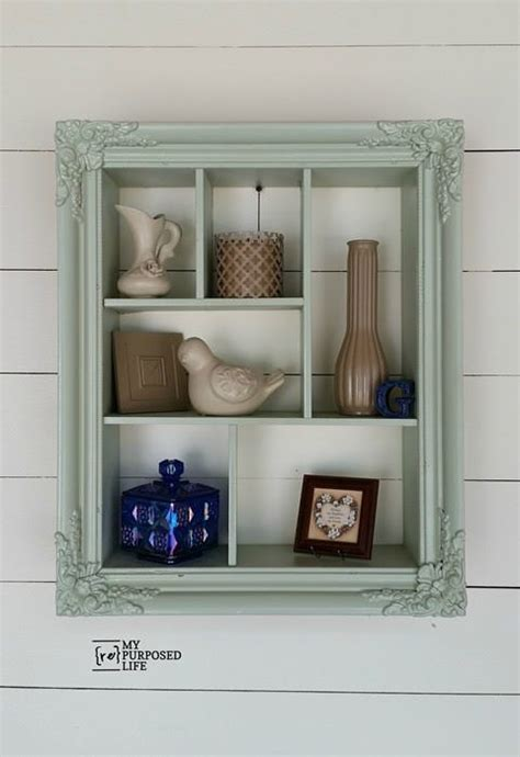diy picture frame ideas crafts  budget decorator