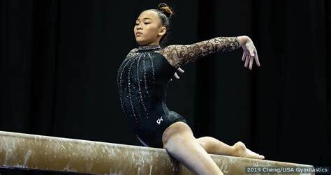 sunisa lee sets sights   olympics