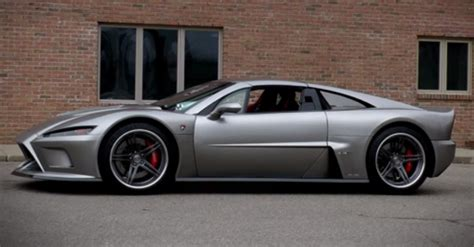 Stunning Falcon F7  American Sports Car  Hot Cars