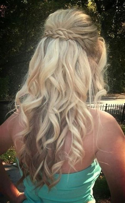 fantastic  dance hairstyles long hair styles  prom popular haircuts