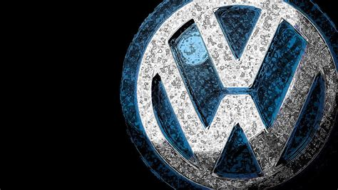 Volkswagen Backgrounds vw logo wallpapers wallpaper cave