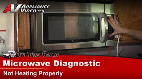 Kitchenaid Oven Not Heating Up by Microwave Diagnostic Repair Not Heating Whirlpool Maytag