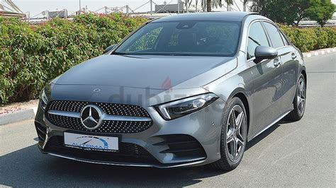This 2020 black a250 is available at auto gallery with finance options 4 cylinder engine, 18″ wheels and black interior. Mercedes-Benz A-Class 2020 : 2020 Mercedes-Benz A250 AMG, 2.0 V4 GCC, 0km w/2Yrs Unlimited ...