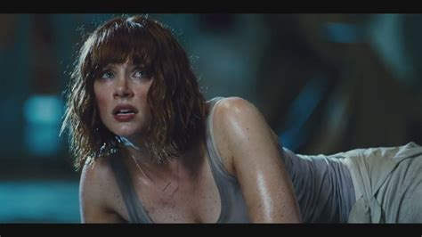 jurassic world actress change bryce dallas howard confirms a big change for her