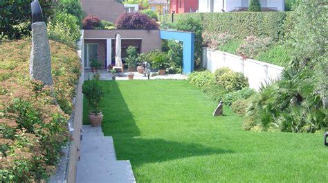 giardini privati progetti progettazione spazi verdi privati