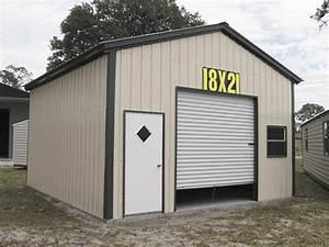 Custom Metal Garages For Sale Installed ProBuilt Steel