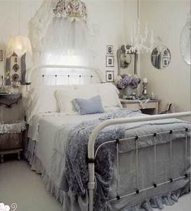 33 cute and simple shabby chic bedroom decorating ideas With ideas for shabby chic bedroom