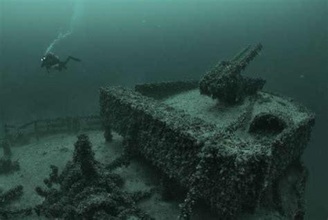 deepest shipwreck   mental floss