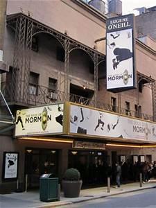 Eugene O Neill Seating Chart Eugene O 39 Neill Theatre New York Ny Book Of Mormon