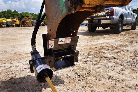 skid steermini excavator attachments mclaughlin