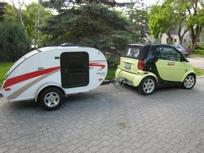 small pull cers small trailers to pull behind your car culture the small car blog little guy teardrop