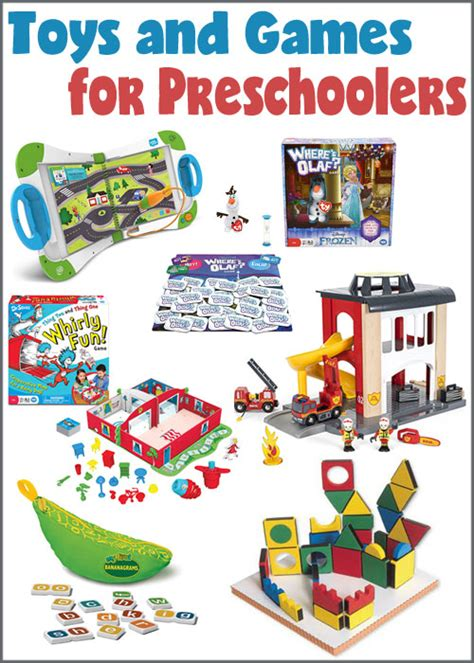 preschool toys and games toys and for preschoolers on 232