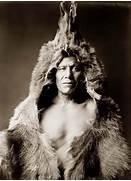 Indian Wearing a Bear ...