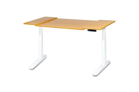 jarvis standing desk bamboo the wirecutter s best deals a standing desk compact