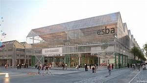 Beaux Arts De Nantes : ouverture des nouveaux locaux de l 39 cole des beaux arts de ~ Melissatoandfro.com Idées de Décoration