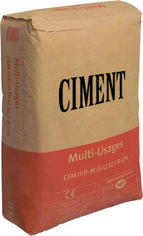 batterie cuisine en les dosages du ciment zone travaux bricolage