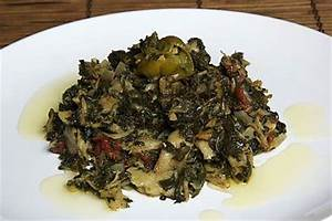 GOAT LADY - Jamaican Callaloo | Food/Recipes | Pinterest ...