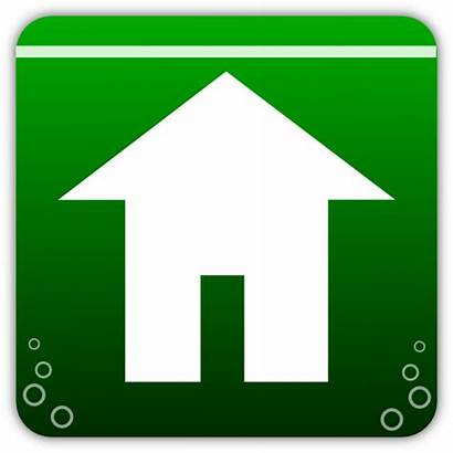 Icon Icons Navigation Clip Button Mortgage Clipart