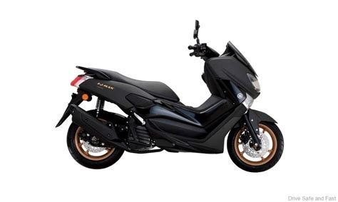 Nmax 2018 Black Matte by Yamaha Nmax Now Available In 2 New Colours Drive Safe