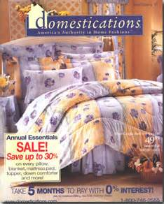 domestications catalog inserts archived the